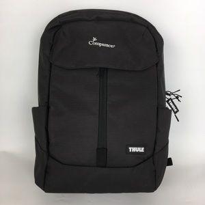 Thule Lithos Commuter Backpack Black